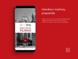 mobili aplikacija turizmui